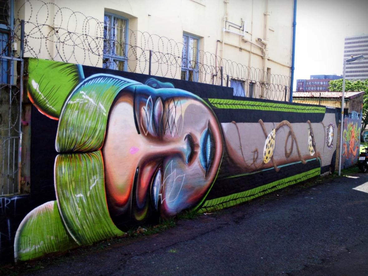 pastelheart and 4givn mural