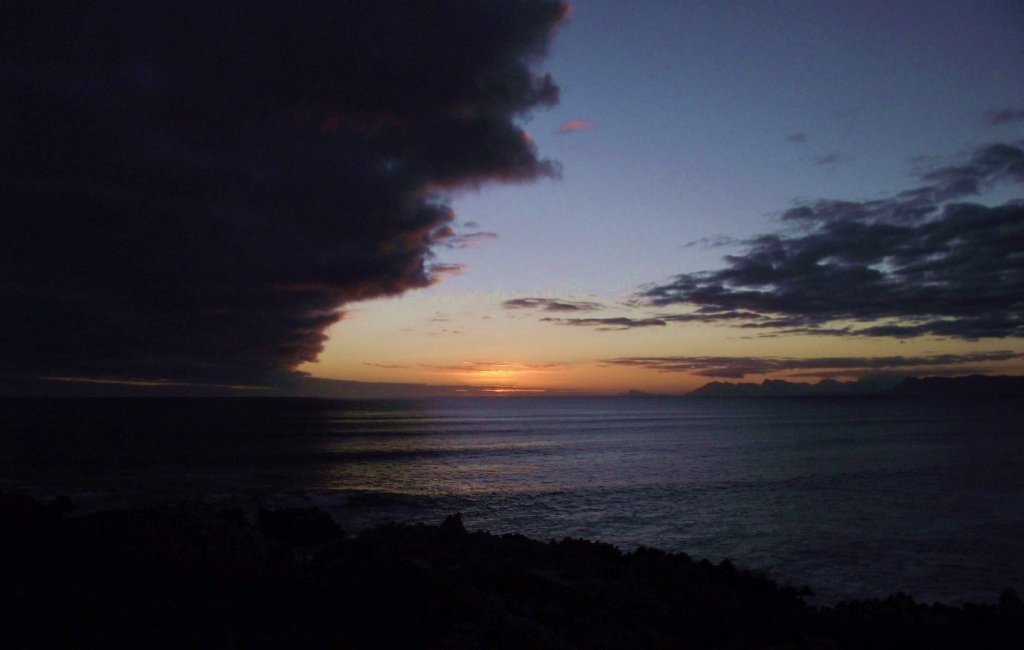 Hermanus Sunset